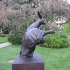 The Hare and the Tortoise by Bjorn Okholm Skaarup - Bronze